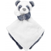 Naninha cinza e branca Panda - Carters
