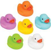 Patinhos de banho coloridos - Buba