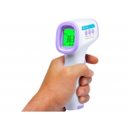 Termômetro infravermelho sem contato HC260 - Multilaser