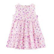 Vestido rosa floral - Carter's