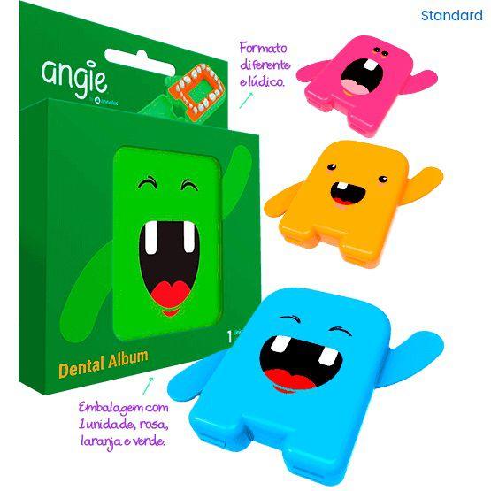 Álbum dental - Angie  - Kaiuru Kids