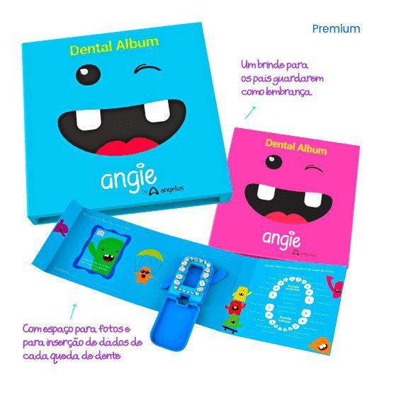 Álbum dental premium - Angie  - Kaiuru Kids