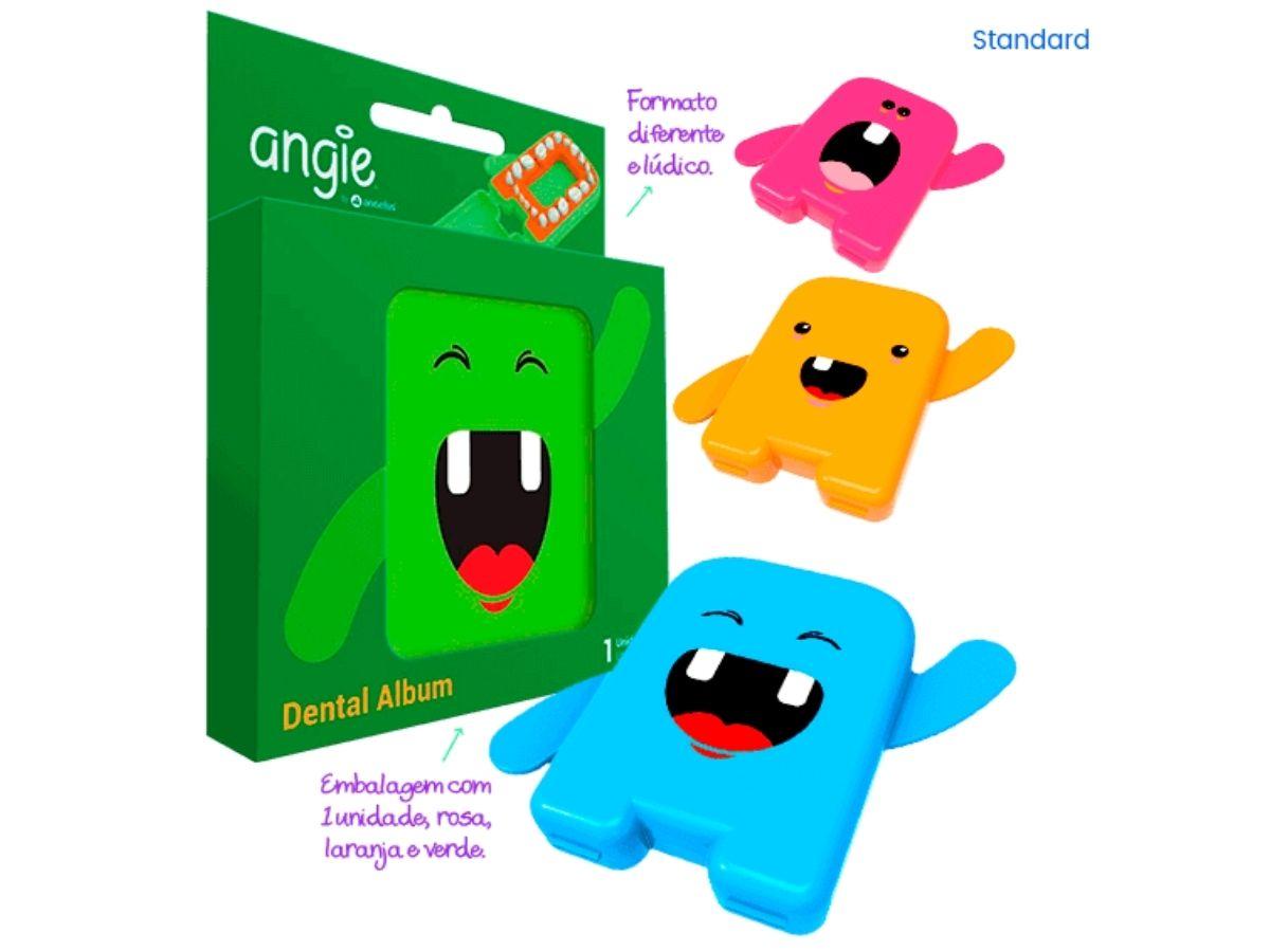 Álbum dental standard - Angie  - Kaiuru Kids