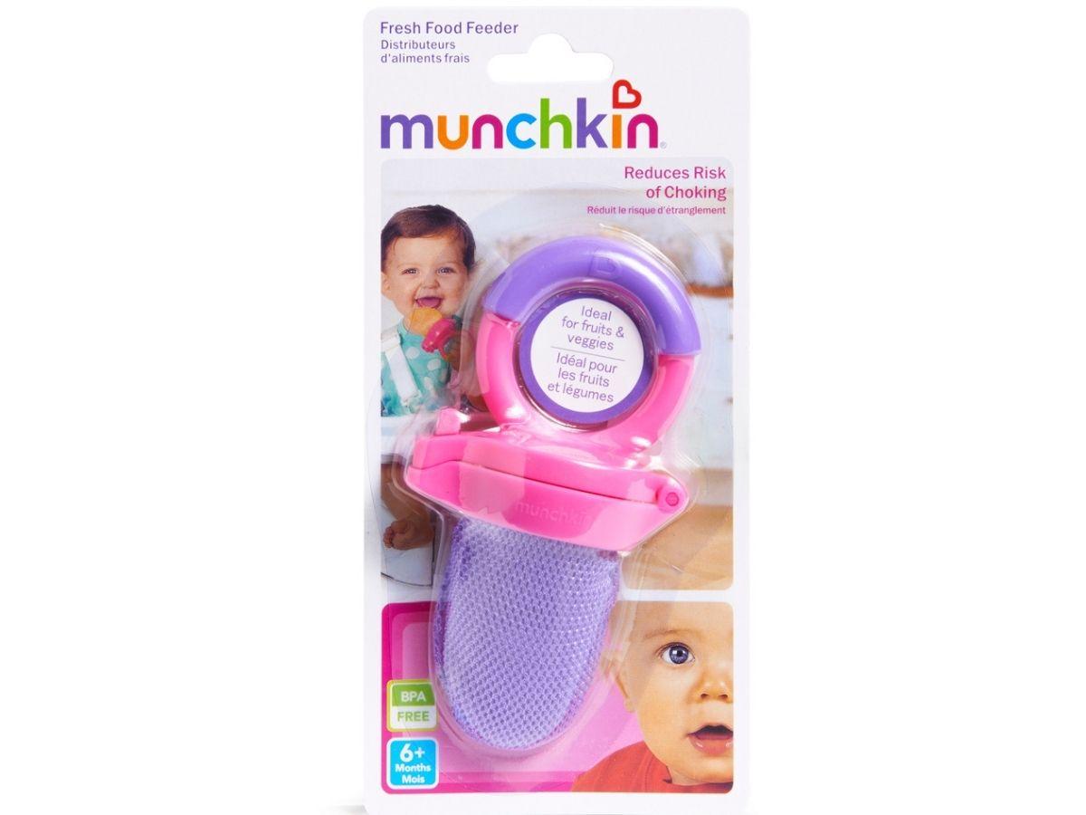 Alimentador redinha 6M+ Munchkin  - Kaiuru Kids