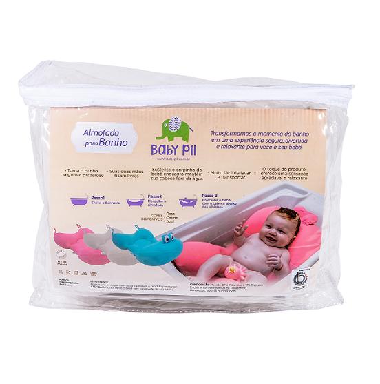 Almofada de banho - Baby Pil  - Kaiuru Kids