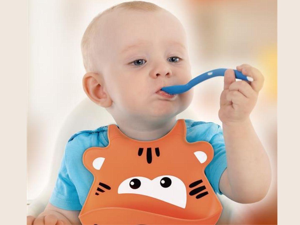 Babador de silicone Silybib - Multikids Baby  - Kaiuru Kids