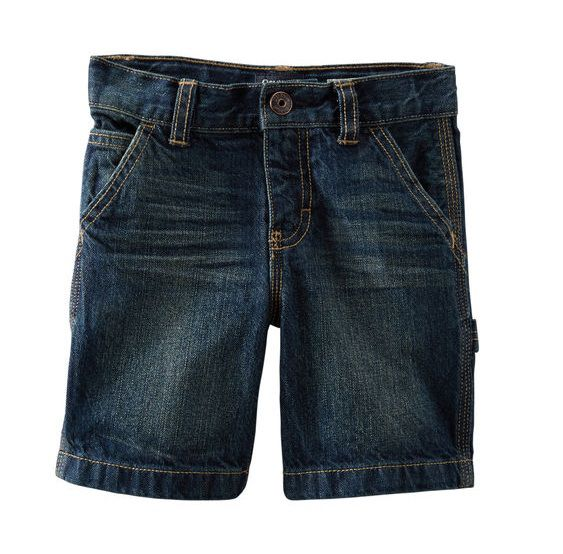 Bermuda jeans Faded Medium - OshKosh  - Kaiuru Kids