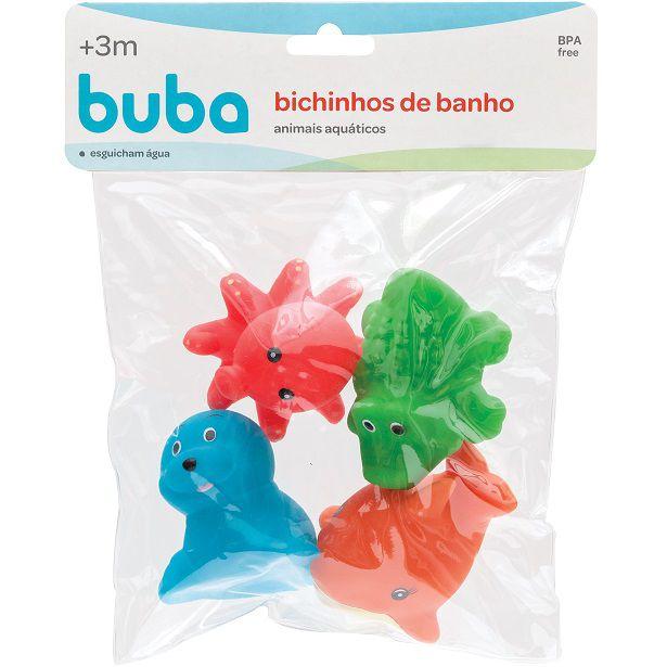 Bichinhos para banho aquáticos - Buba  - Kaiuru Kids