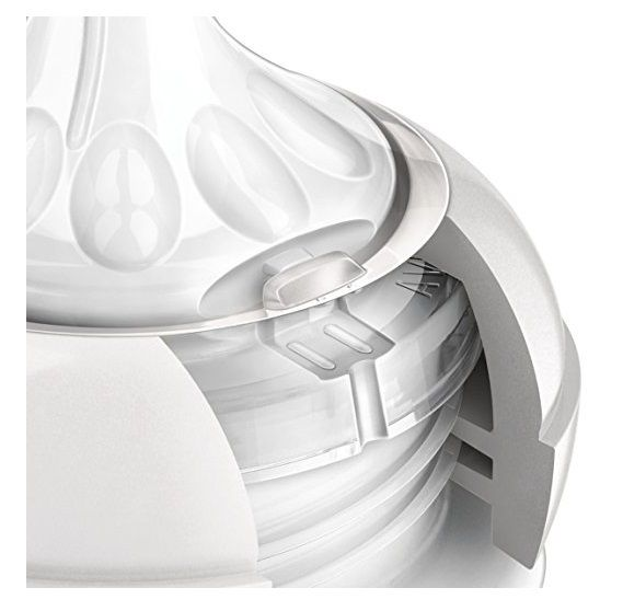 Bico de mamadeira pétala N°3 (3m+) - Avent  - Kaiuru Kids
