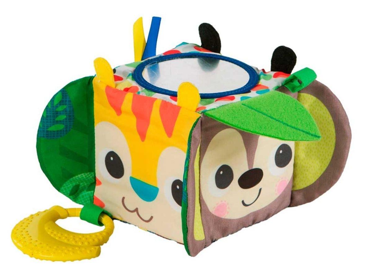 Bloco de atividades Hide & Peek - Bright Starts  - Kaiuru Kids
