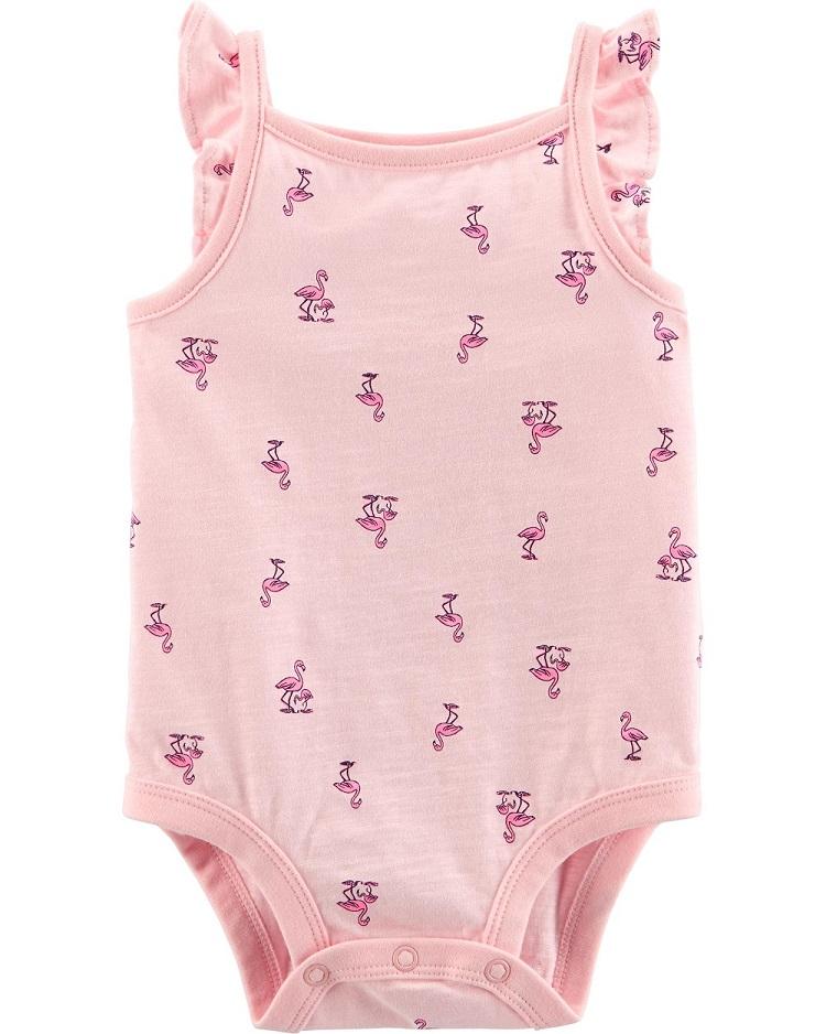 Body regata flamingos - Carters  - Kaiuru Kids