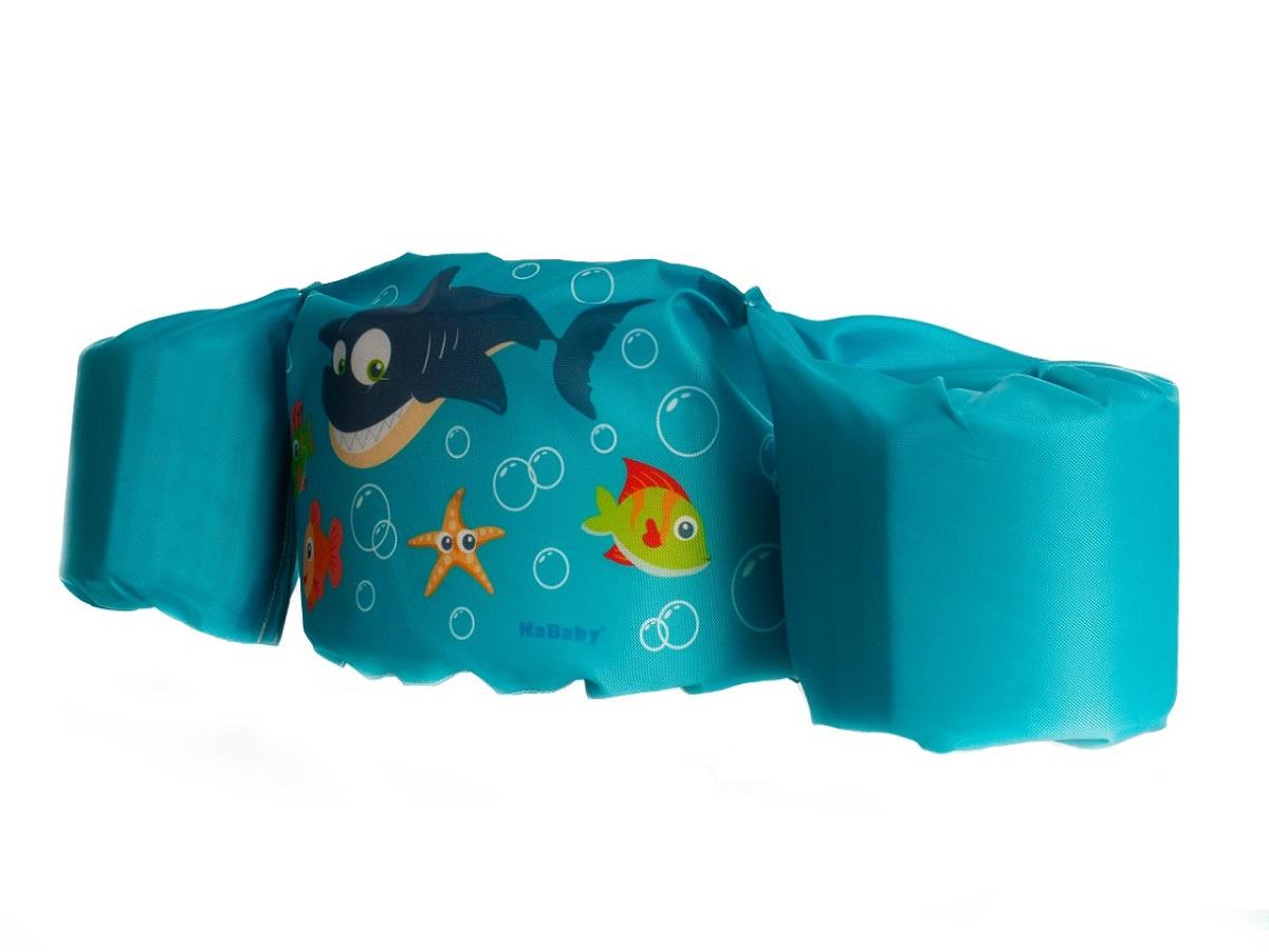 Boia colete infantil azul Tubarão - KaBaby  - Kaiuru Kids