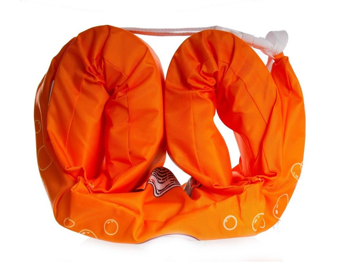 Boia colete infantil laranja polvo - KaBaby  - Kaiuru Kids
