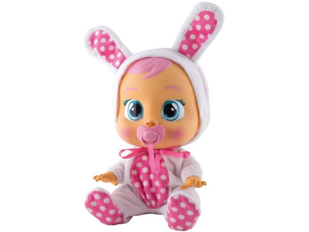 Boneca Crybabies Coney 4+ anos - Multikids Baby  - Kaiuru Kids