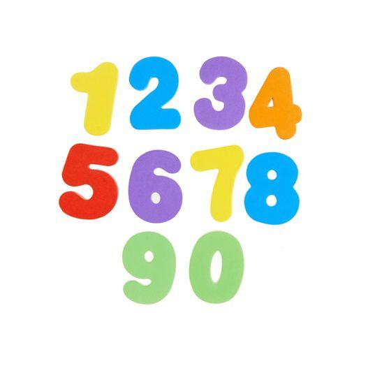 Brinquedo de banho letras e números - Munchkin  - Kaiuru Kids