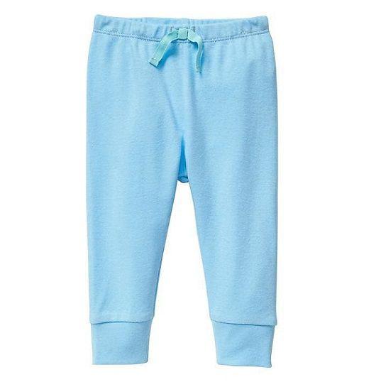 Calça de malha azul - GAP  - Kaiuru Kids