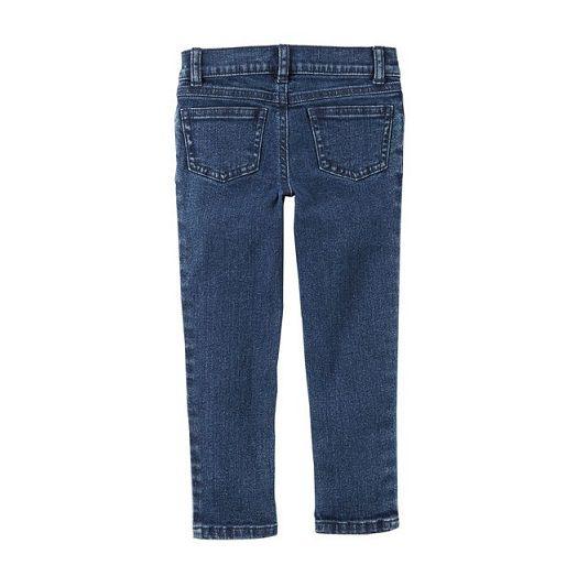 Calça jeans azul skinny - Carter