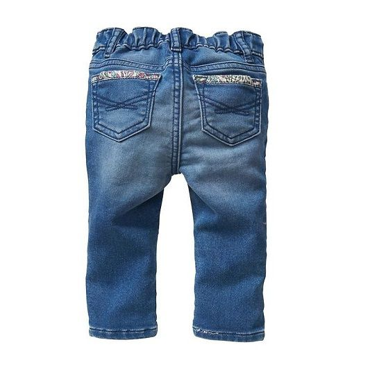 Calça jeans skinny azul indigo - GAP  - Kaiuru Kids