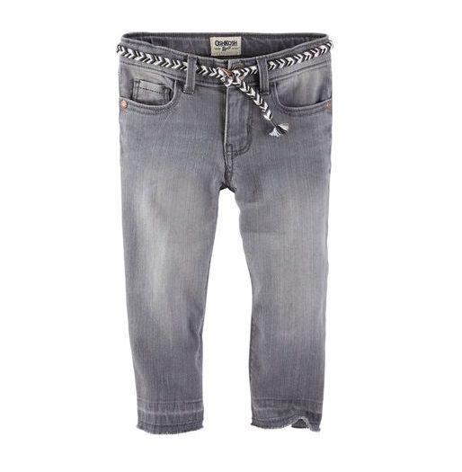 Calça jeans Skinny cropped - OshKosh  - Kaiuru Kids