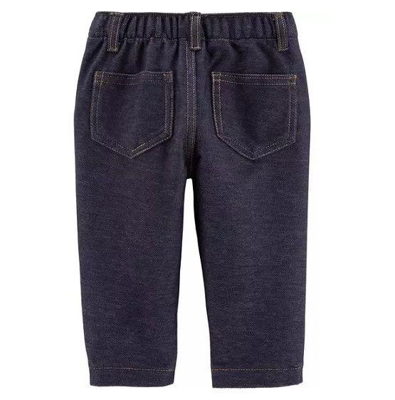 Calça legging falso jeans - Carter