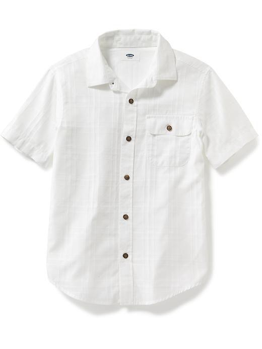 Camisa manga curta - Old Navy - Kaiuru Kids - roupas e acessórios ... ec6f08736c67b