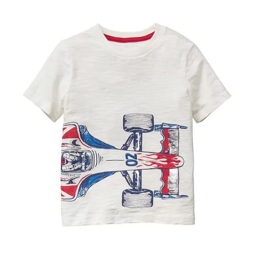 Camiseta Fórmula 1 - GAP  - Kaiuru Kids