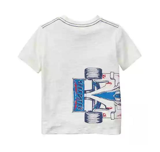 Camiseta Fórmula 1 - GAP - Kaiuru Kids - roupas e acessórios ... b31b5b92afc4e