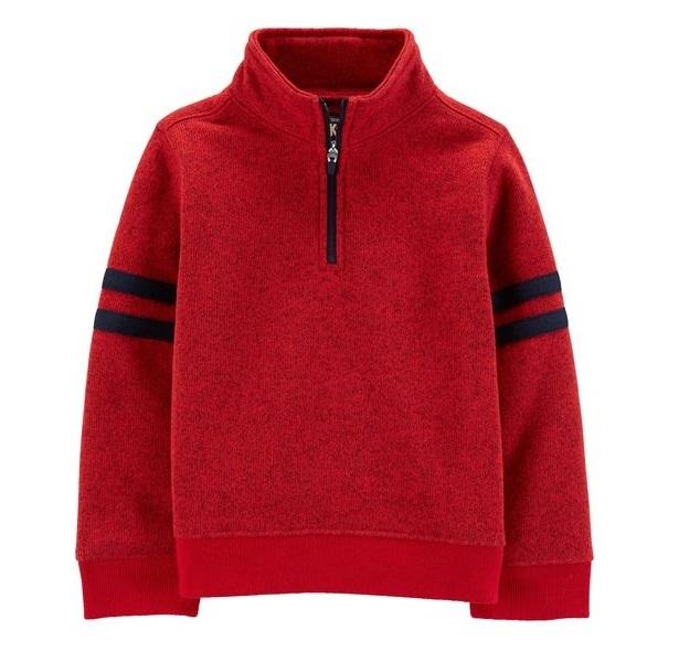 Casaco suéter vermelho - OshKosh  - Kaiuru Kids