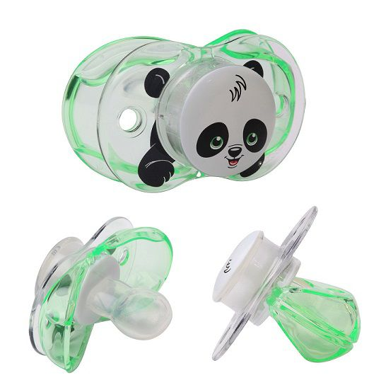 Chupeta keep-it-clean panda - RazBaby - Kaiuru Kids