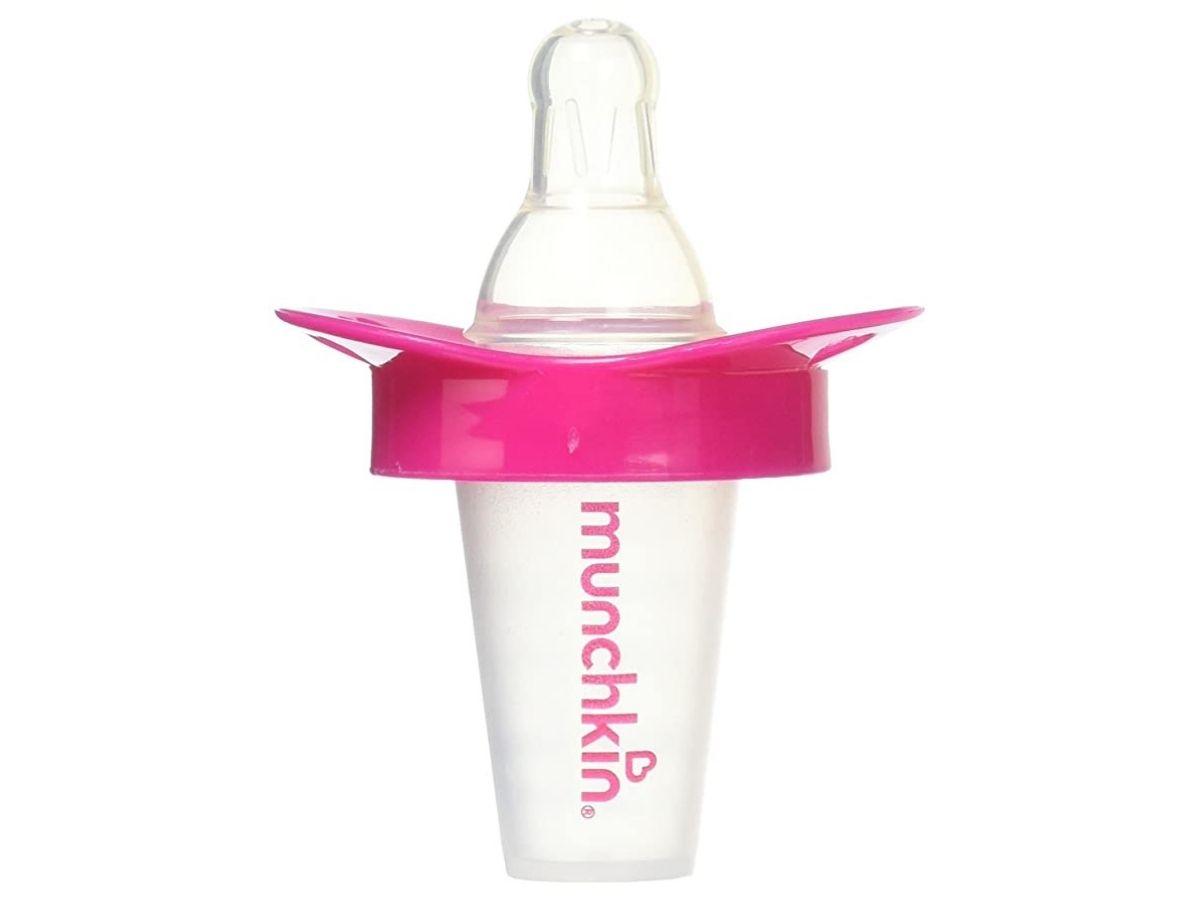 Chupeta para medicamento rosa - Munchkin  - Kaiuru Kids