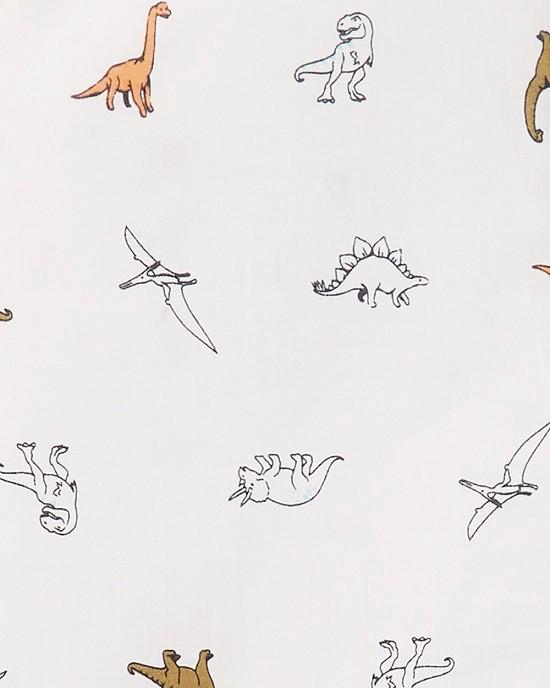 Conjunto bermuda e camisa Dinossauros - Carter