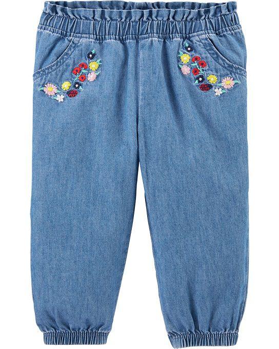 Conjunto calça e blusa flutter - Carters  - Kaiuru Kids