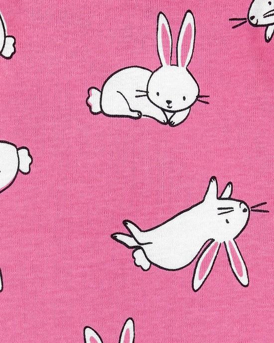 Conjunto short e body coelhas - Carters  - Kaiuru Kids
