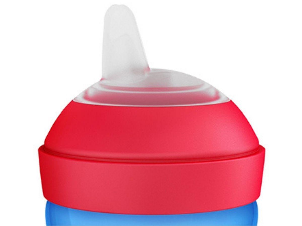 Copo de transição My Grippy com bico de silicone 300 ml (9m+) - Avent  - Kaiuru Kids