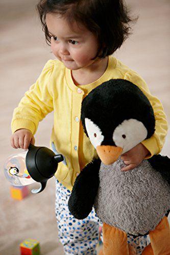 Copo de treinamento pinguim preto 260 ml - Avent  - Kaiuru Kids