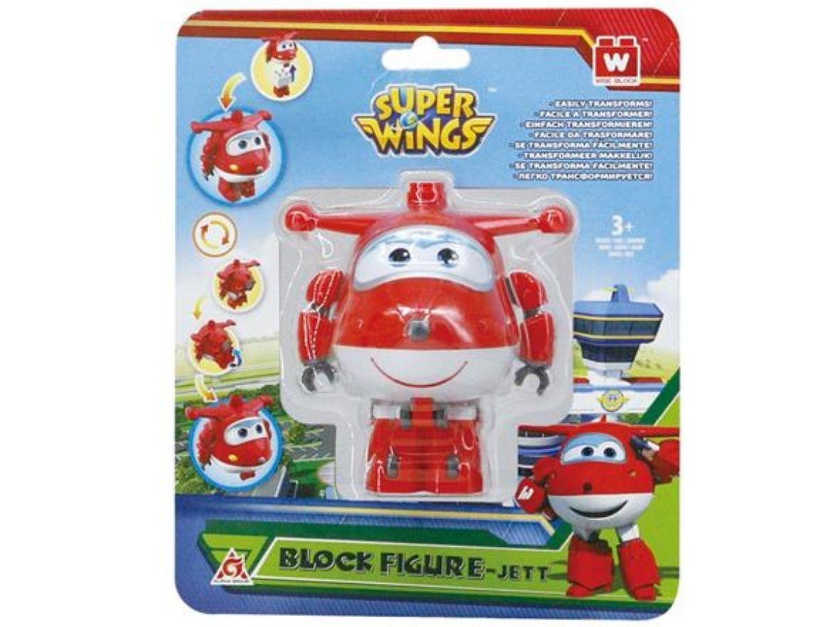 Cubic Super Wings Jett 3+ anos - Multikids  - Kaiuru Kids