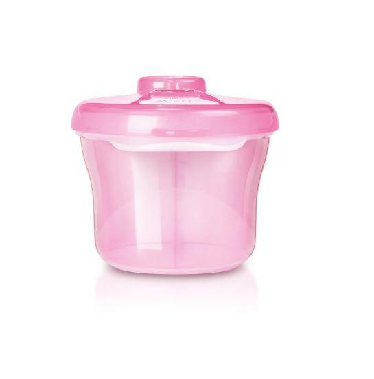 Dosador de leite em pó rosa - Avent  - Kaiuru Kids