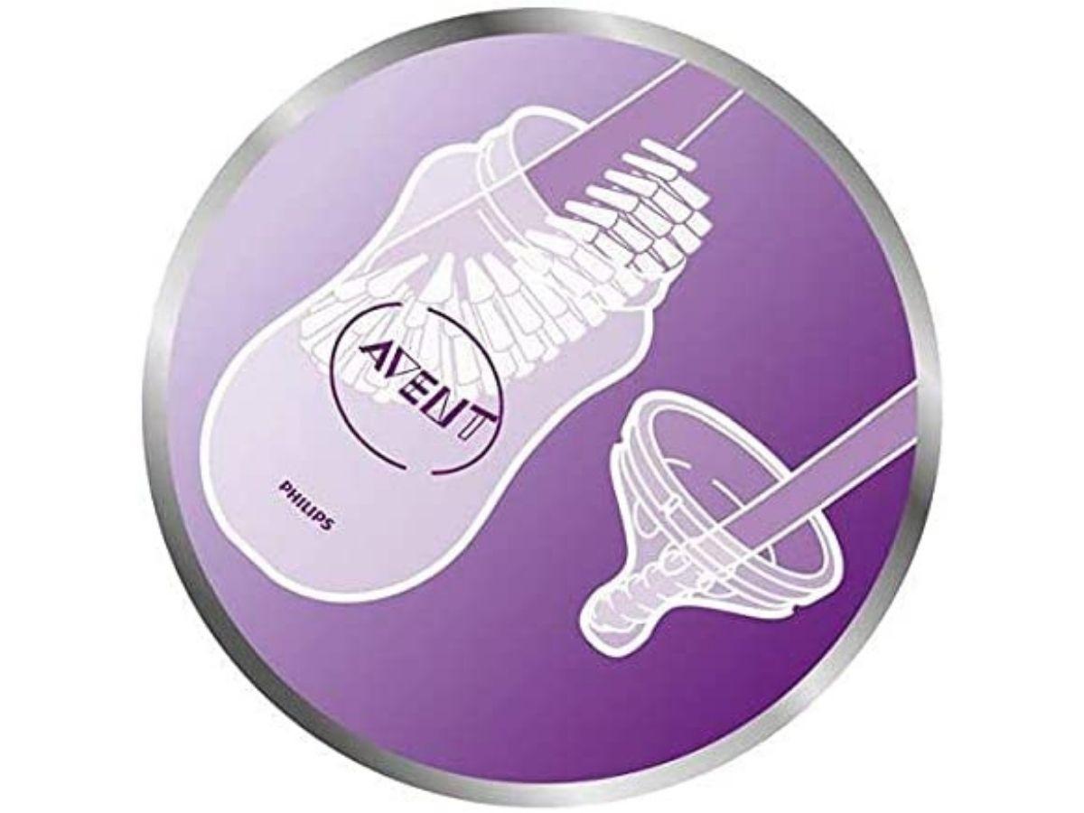 Escova para lavar mamadeiras e bicos - Avent  - Kaiuru Kids