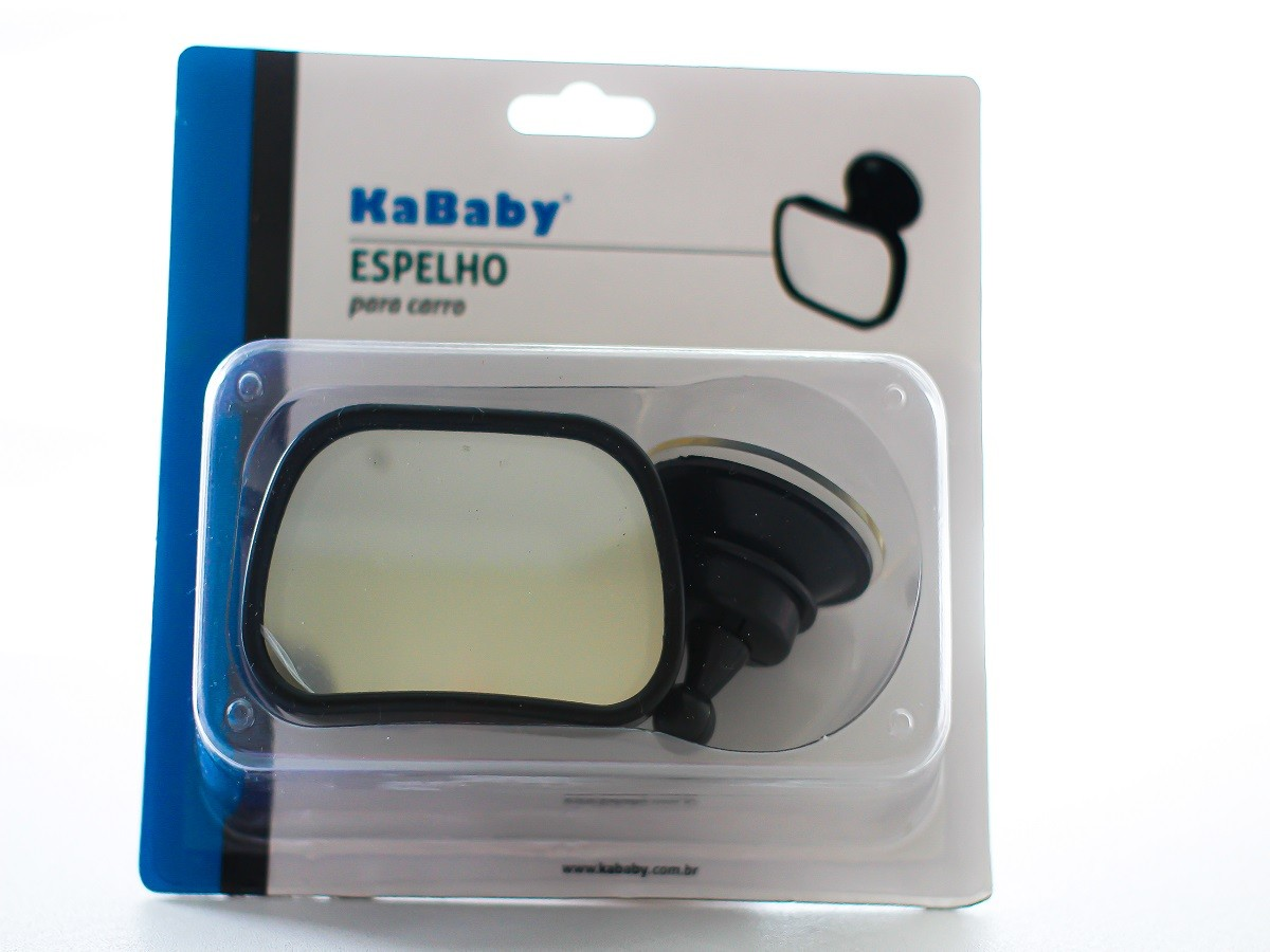 Espelho para carro - KaBaby  - Kaiuru Kids
