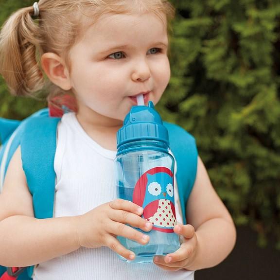 Garrafinha plástica Coruja - Skip Hop  - Kaiuru Kids