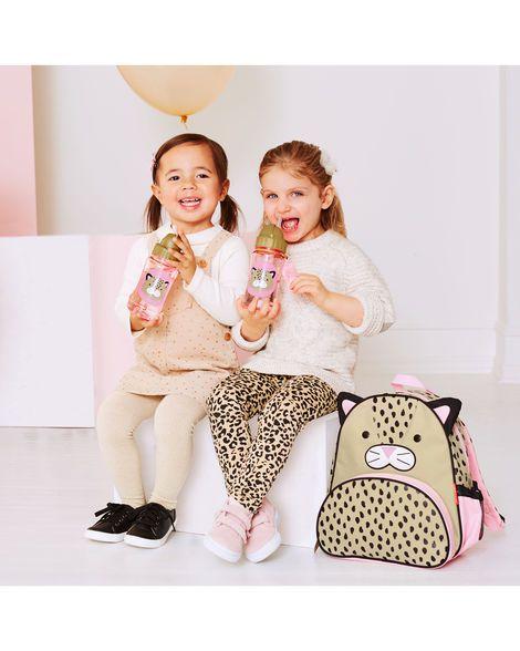 Garrafinha plástica Leopardo - Skip Hop  - Kaiuru Kids