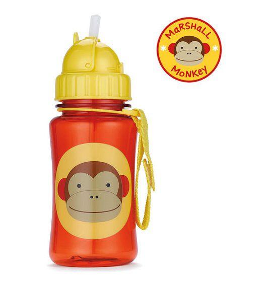 Garrafinha plástica Macaco - Skip Hop  - Kaiuru Kids