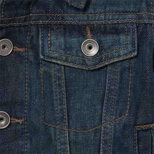 Jaqueta dark jeans - The Children