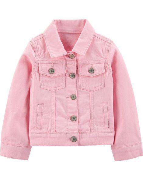 Jaqueta rosa - Carter