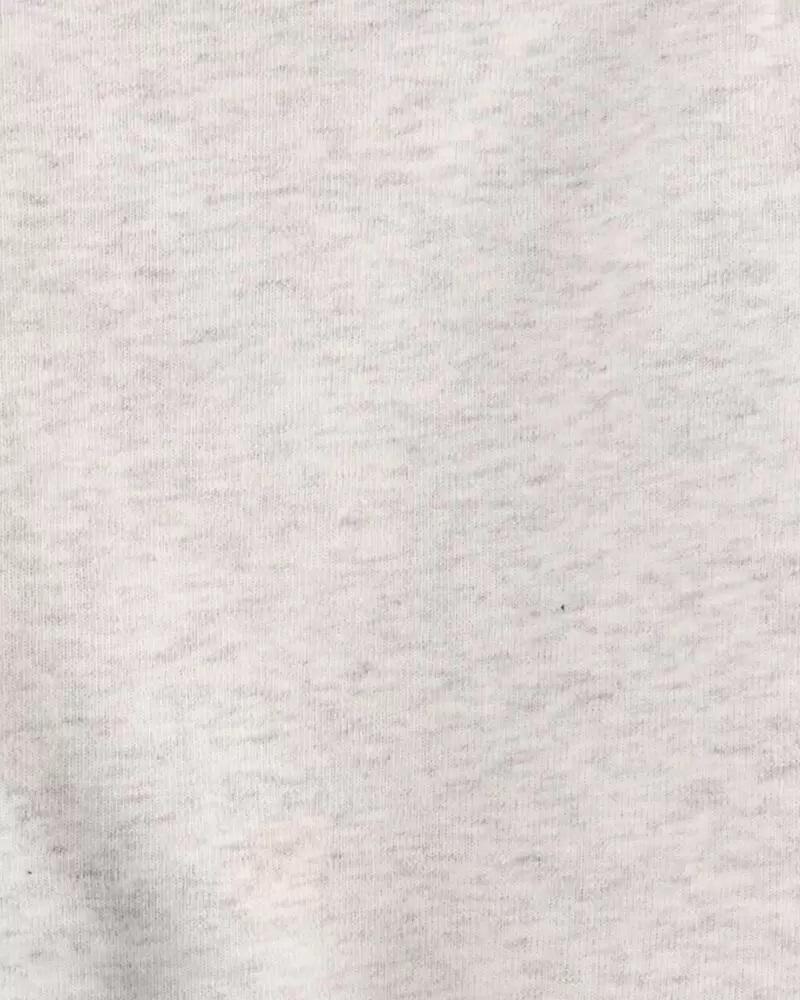 Kit 3 peças com casaco rosa quilted - Carters  - Kaiuru Kids