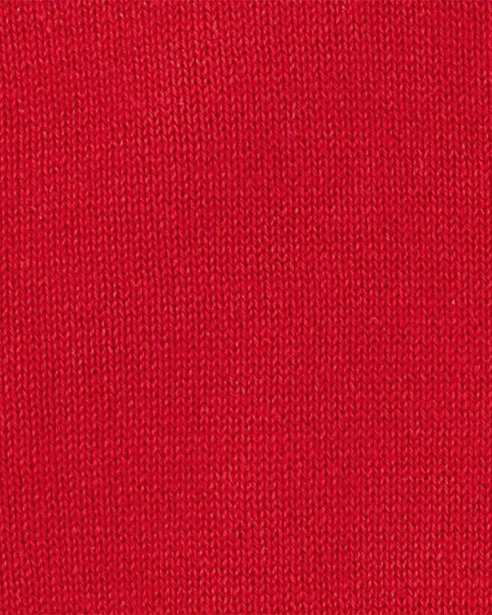 Kit 3 peças com colete vermelho - Carters  - Kaiuru Kids
