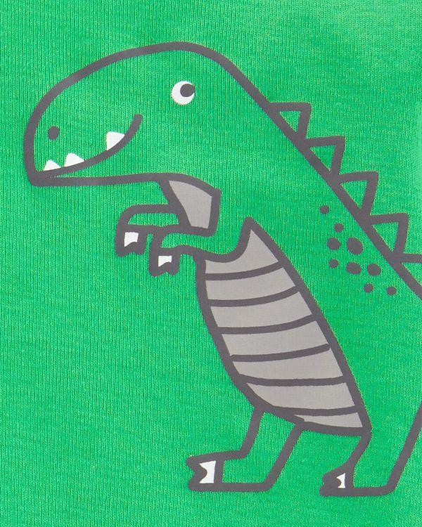 Kit 3 peças desenho dinossauro - Carters  - Kaiuru Kids