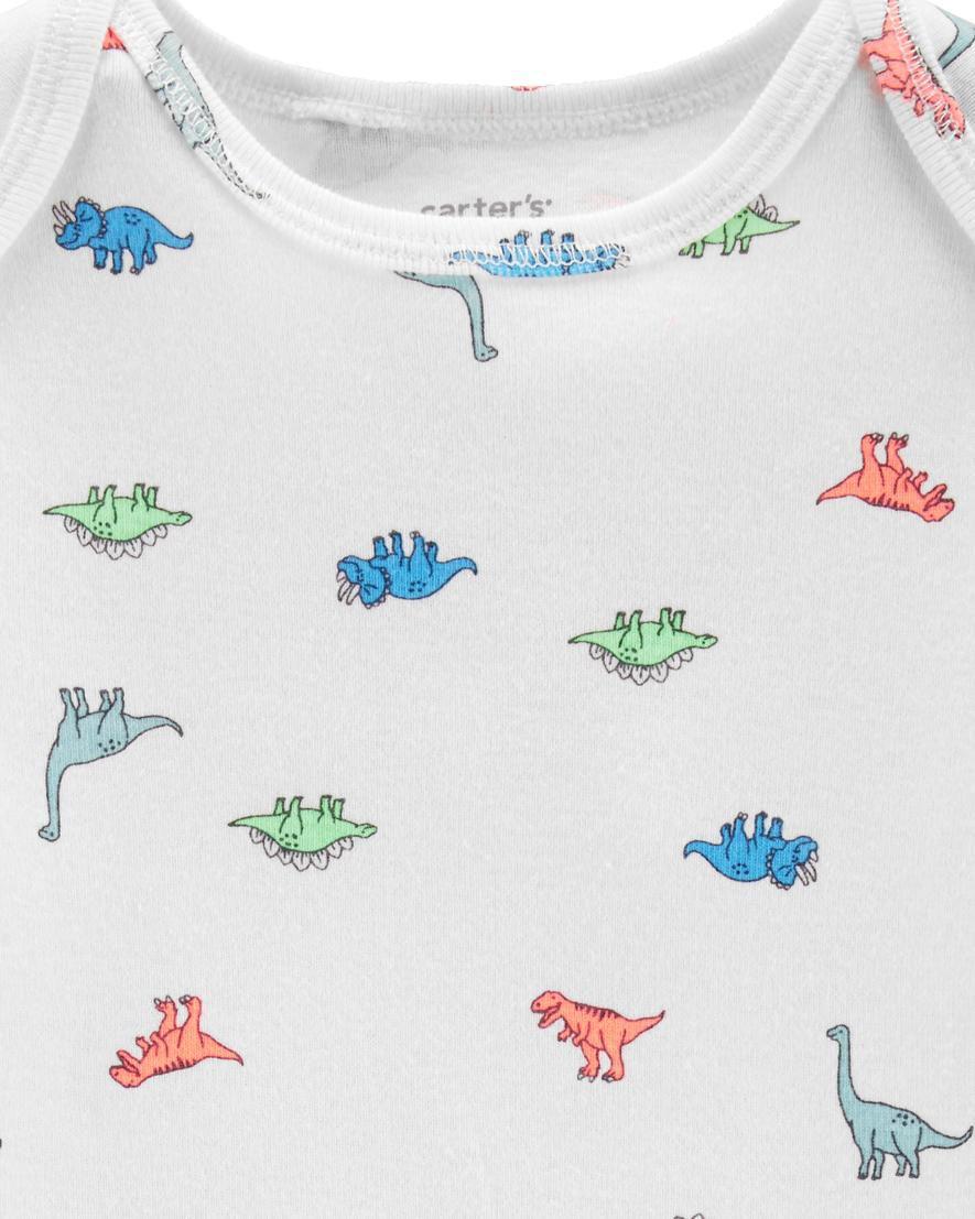 Kit 3 peças estegossauro - Carters  - Kaiuru Kids