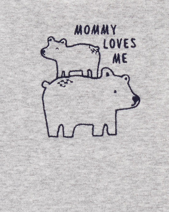 Kit 3 peças urso polar - Carters  - Kaiuru Kids