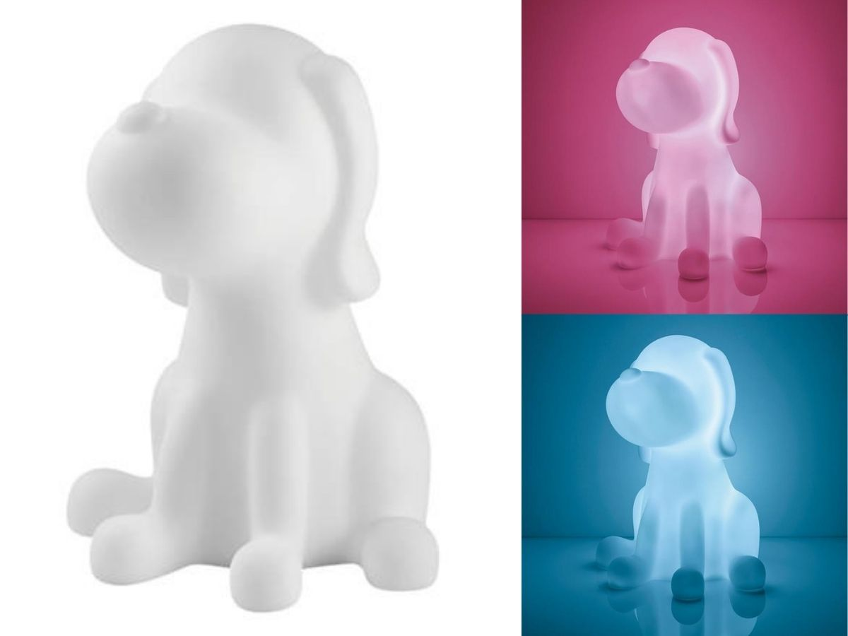 Luz Noturna Dog Kids - Multikids Baby  - Kaiuru Kids